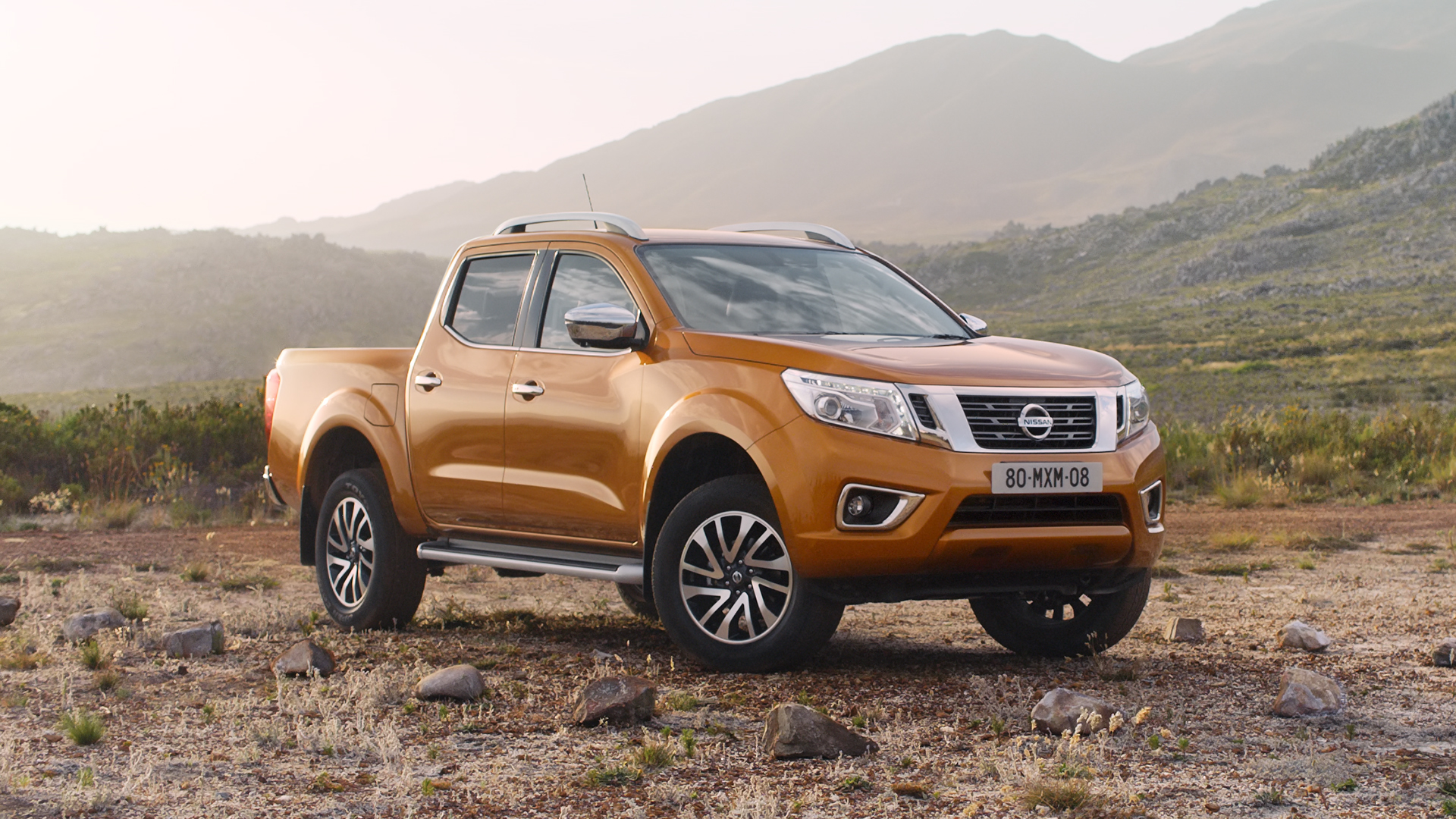 nissan navara pick up truck 4x4 nissan. Black Bedroom Furniture Sets. Home Design Ideas