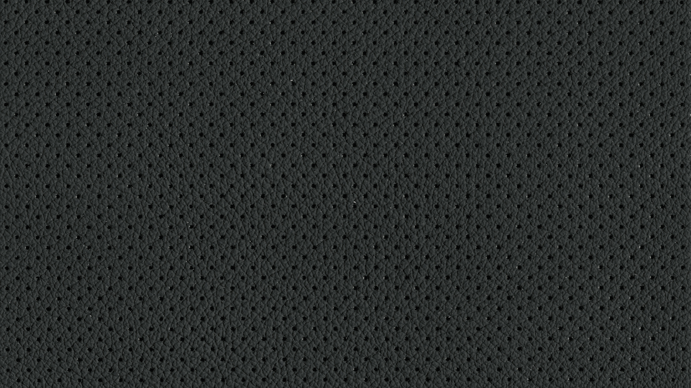 GRAPHITE LEATHER WITH PERFORATION